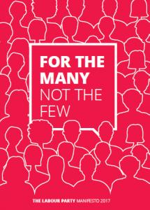 Labour 2017 manifesto