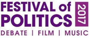Festival of Politics 2017 logo